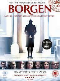 borgen - All 3 series, superb