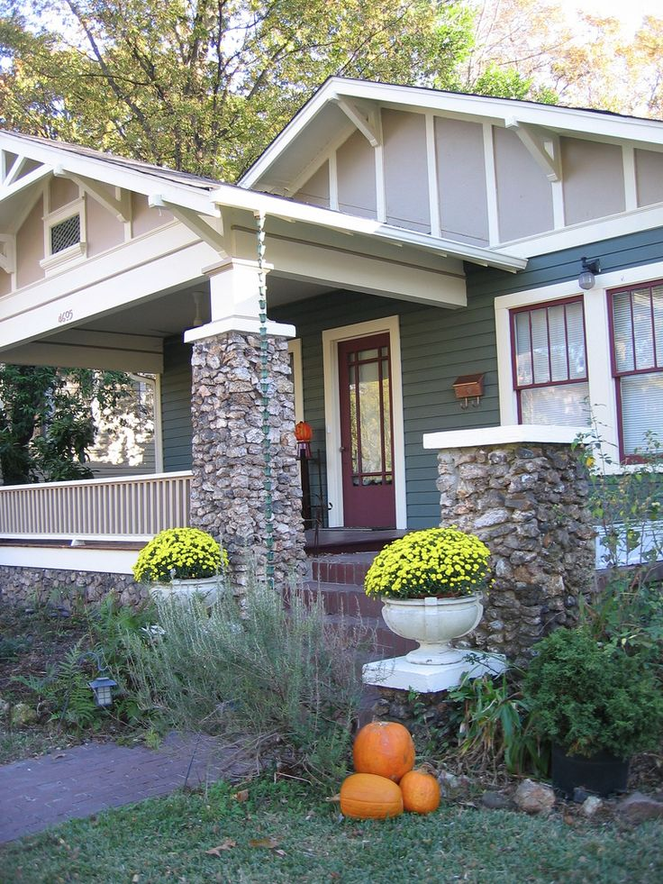 17 Best Images About Craftsman Bungalow Colors On Pinterest Arts Crafts Craftsman And
