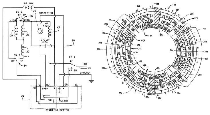 New Wiring Diagram Three Phase Generator #diagram #