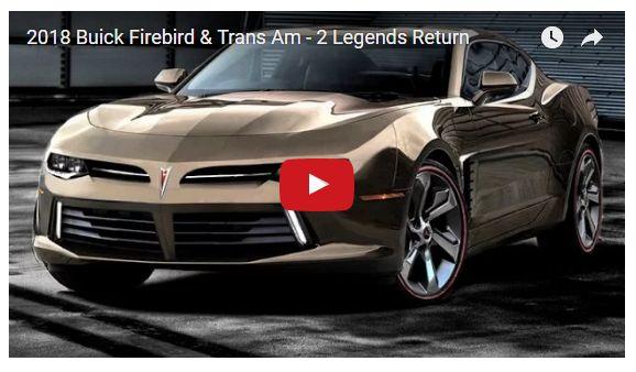Best Of Buick Firebird 2018 2016 Pontiac Trans Am