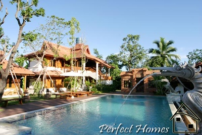 Amazing house in Chiang Mai