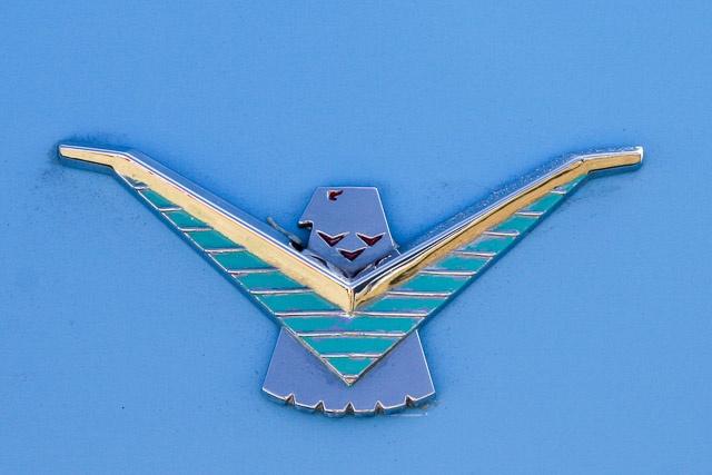 1959 Ford Thunderbird Emblem Ford Emblems Signs
