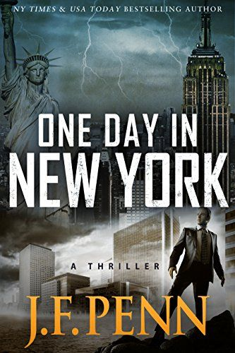 One Day In New York (ARKANE Book 7) - Kindle edition by J.F. Penn. Literature & Fiction Kindle eBooks @ Amazon.com.