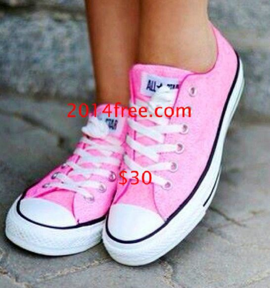Pink converse Womens High Tops Sneakers For Cheap, Pink Sneakers For Womens Pink Shoes over 63% off