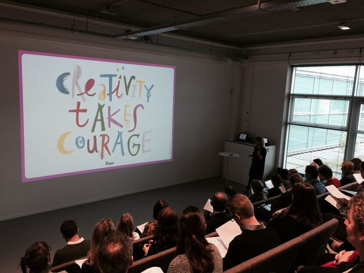 #creativity takes #courage. FIPP Insight Forum 18-19 May, 2015 at #Sanoma offices in #Amsterdam. #magazine #media #research #insight