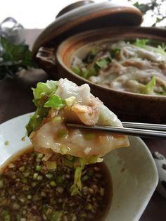 たっぷりキャベツと豚バラの土鍋蒸し|レシピブログ