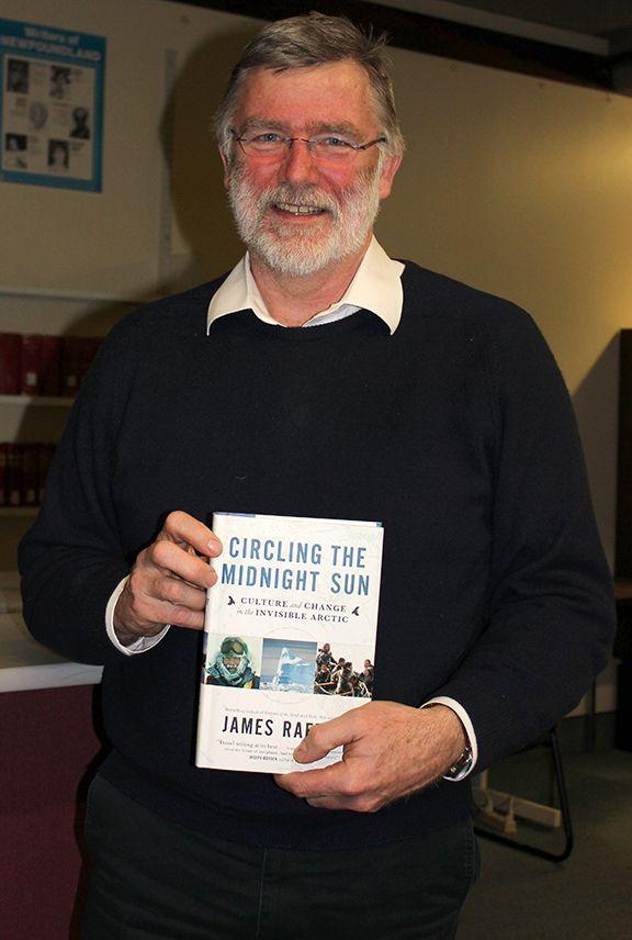 James Raffan, March 10, 2015