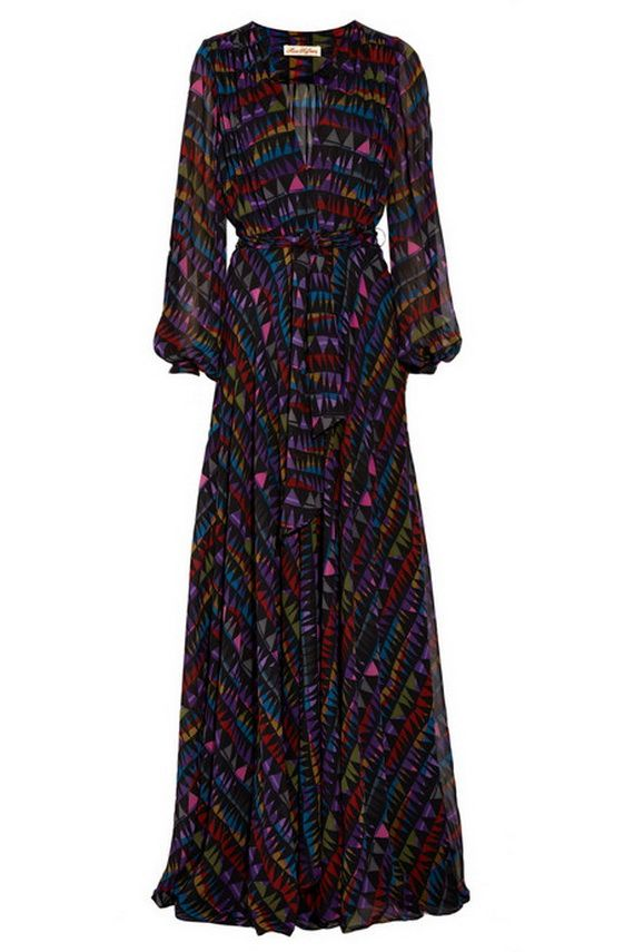 a perfect long sleeve maxi dress... if only the pin linked to the place to buy…
