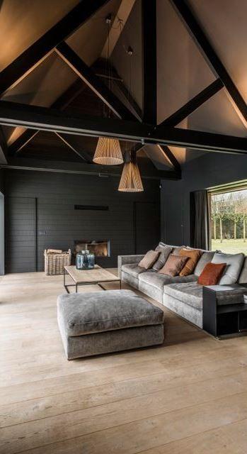 45 Stylish Industrial Interior Design Ideas