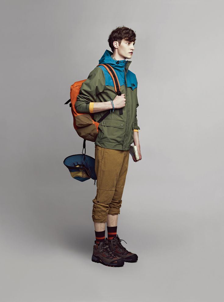 Matthew Hitt for The North Face white label
