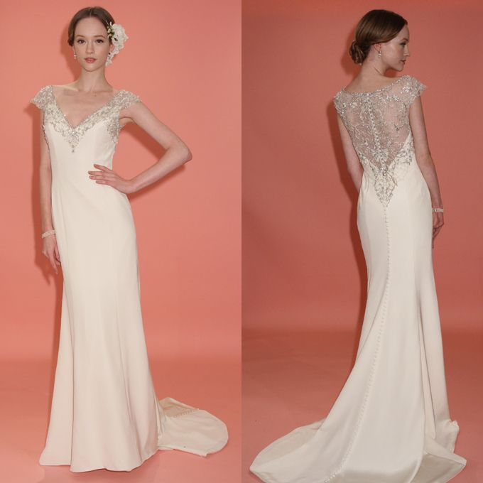 Cool Open Back Wedding Dresses from Spring