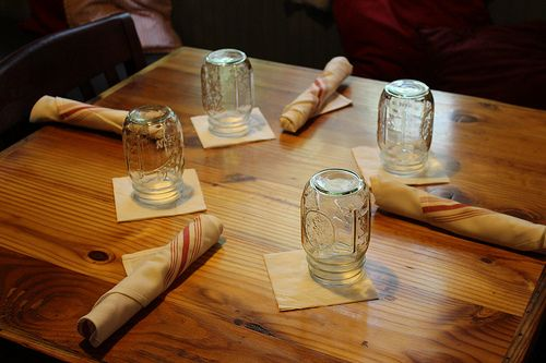 21 Best Reclaimed Wood Restaurant Table Images On
