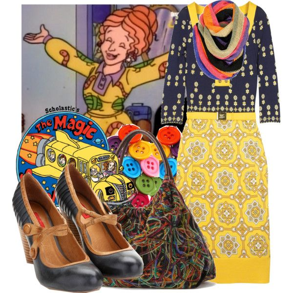 classy miss frizzle this is my new halloween costume