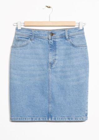 & Other Stories | Denim Skirt
