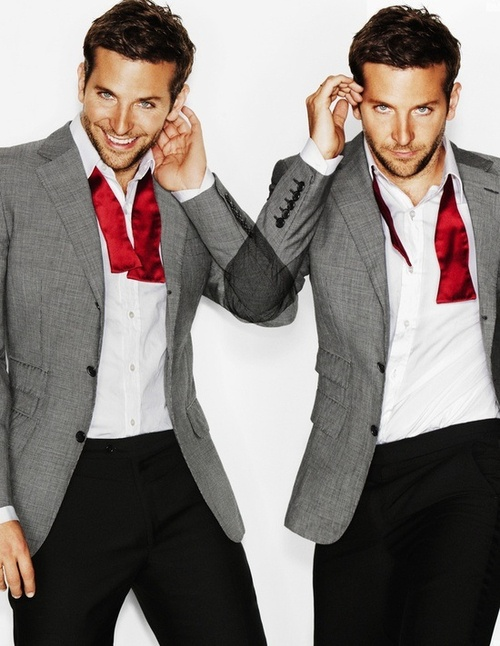 #Bradley #Cooper. Dashing! oh, hello friend: you are loved.: Happy Friday: