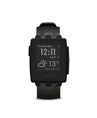 Pebble-Steel-Smart-Watch-for-iPhone-and-Android-Devices-Black-Matte-0