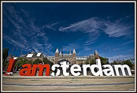 I am sterdam!  I am xcited!!  I am awaiting!!!  can't wait to be there with @Jessica Ferguson