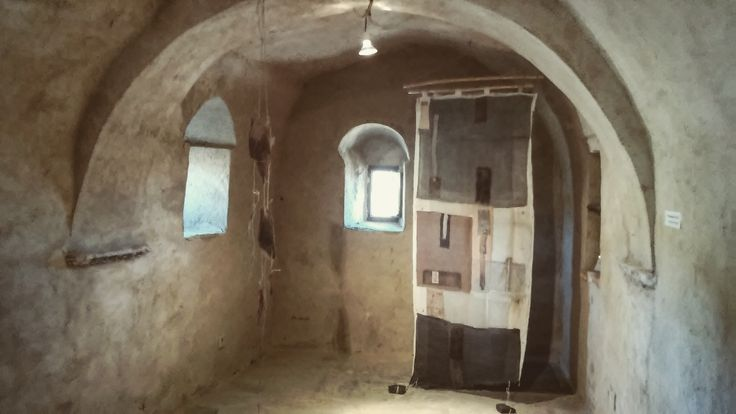 irini gonou, phantasma exhibition, bazaios tower, naxos, greece