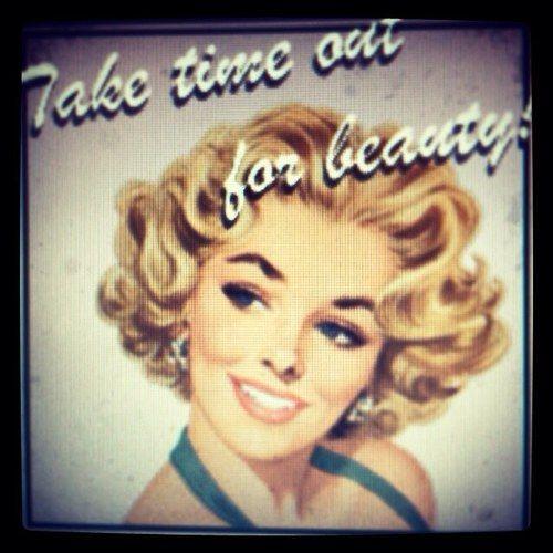 1940's beauty salon pictures