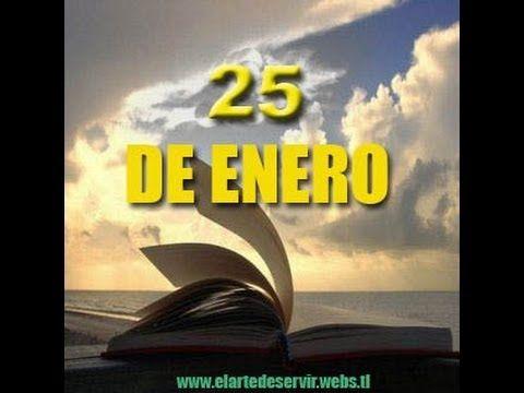 Lectura de la Biblia en un año (Enero 25 Biblia en Audio http://www.elartedeservir.webs.tl  TENEMOS MUCHOS MATERIALES PREPARADOS PARA TU CRECIMIENTO Y MINISTERIO  TALLERES CURSOS ESTUDIOS LIBROS  MÚSICA  BIBLIA
