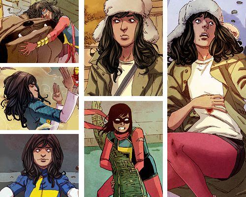 Kamala Khan/ Ms. Marvel