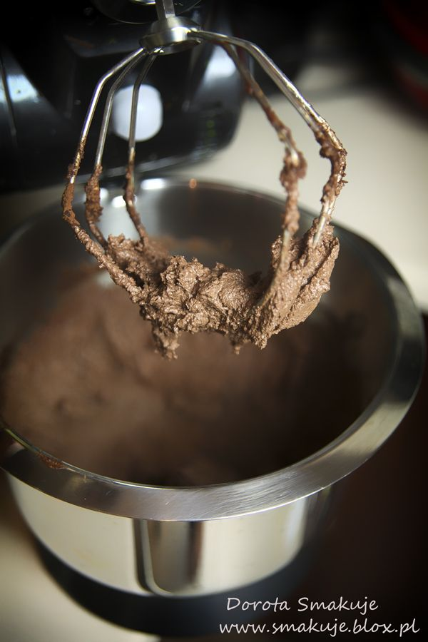 Krem do tortu czekoladowo budyniowy