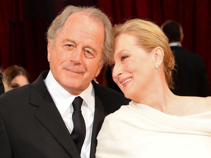 Pin for Later: Divorce et Séparation Ne Font Pas Partie du Vocabulaire de Ces Couples Meryl Streep et Don Gummer L'actrice a rencontré son mari en 1978, après le décès de son partenaire John Cazale. Meryl et Don se sont mariés plus tard cette année là.
