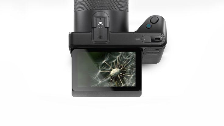 LYTRO ILLUM: A Light Field Camera for the Creative Pioneer - Artefact