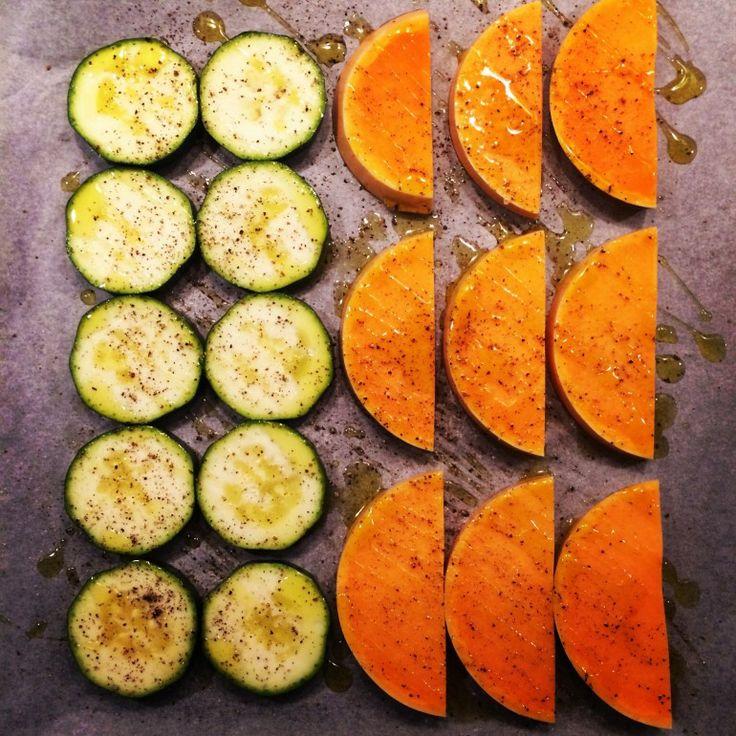 Groenten uit de oven: Meatless Monday
