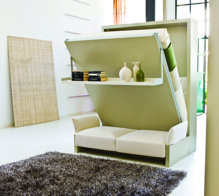 MicroApartments Are Expanding Tables and Folding