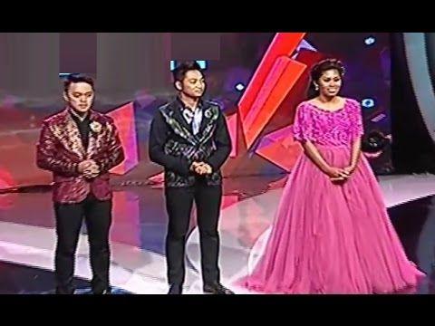 Konser Final 3 Besar Dangdut Academy 2   Rekap Penampilan 3 Finalis