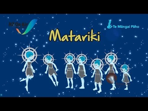 Matariki (ENGLISH LANGUAGE) - YouTube
