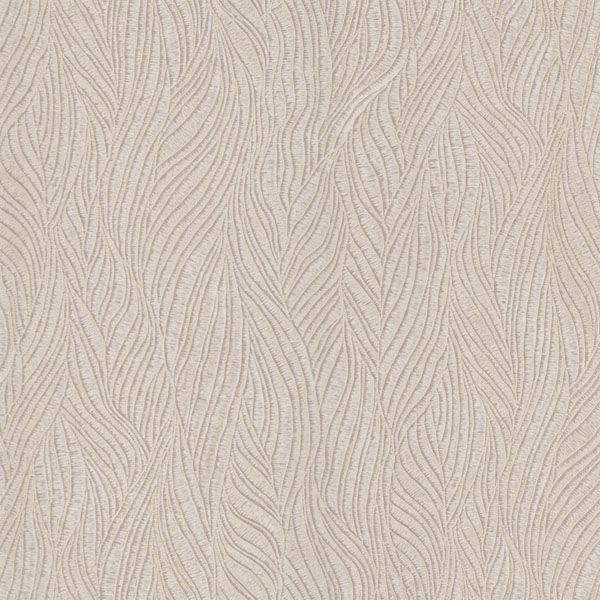 Taupe Fabric Texture Felicity Brewster Wallpaper