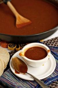 semi-homemade Enchilada Sauce -