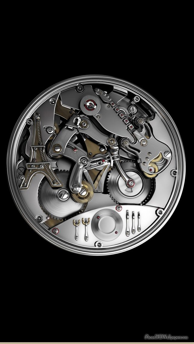Mechanical Piece iPhone 5 HD Wallpapers | engines & mechanical | Apple wallpaper iphone, Iphone ...