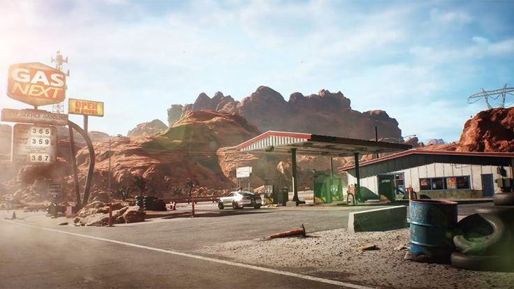 Need for Speed Payback's E3 trailer packs in a highway heist