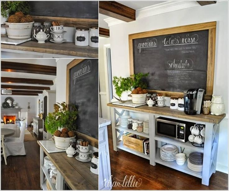10 Places in Your Home Where You Can Set Up a Coffee Station 5