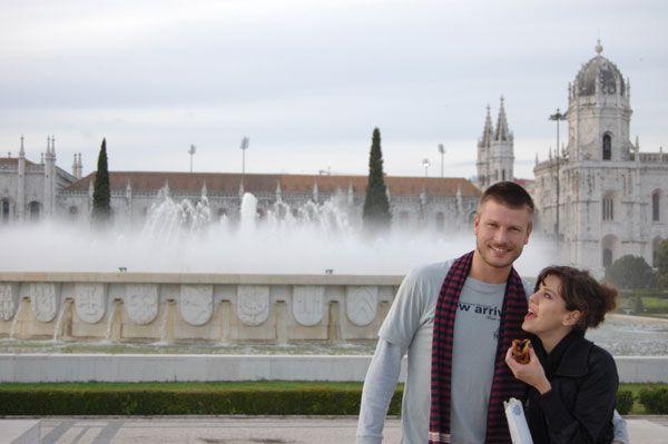 """""""Viver a Vida"""" – Renata e Felipe viagem para Portugal - Abril.com"""