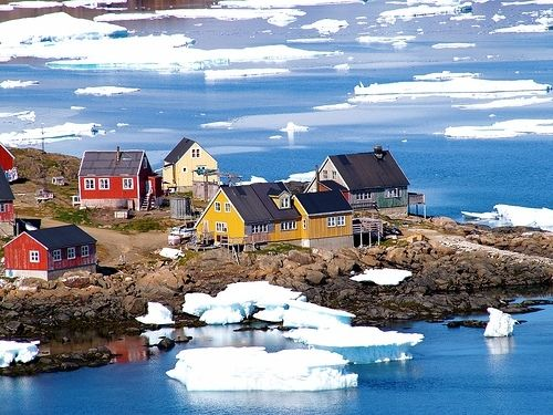 Greenland Photos - Kulusuk closeup | iExplore