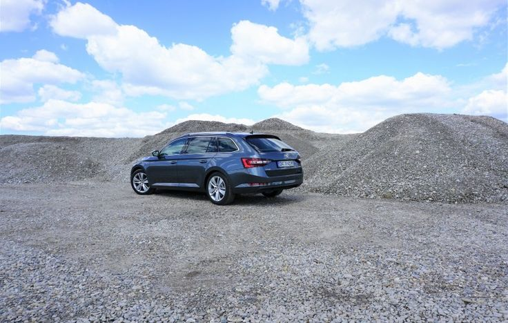 Test: Skoda Superb Combi 2.0 TSI