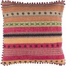 Tazi Pillow, Down Filled 20x20 $75.00