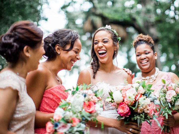 Top Bridesmaid Etiquette Questions You'll Have  | Photo by: Vitor Lindo Photography and Video | TheKnot.com