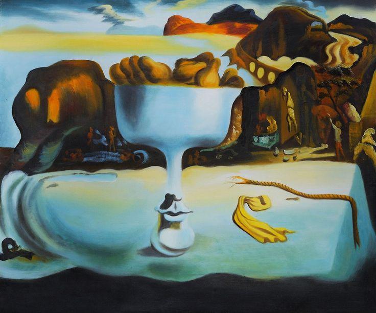 salvador dali schilderijen - Google zoeken