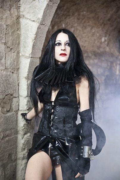 Sonya Scarlet