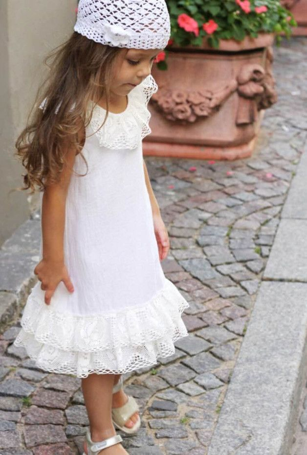 33 besten Taufkleider, Blumenmädchen Bilder auf Pinterest | Baby ...