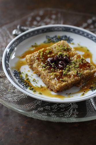 Turkish Shortbread