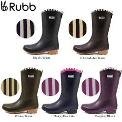 Rubb Amiens rubber boots ラブ アミアン レインブーツ