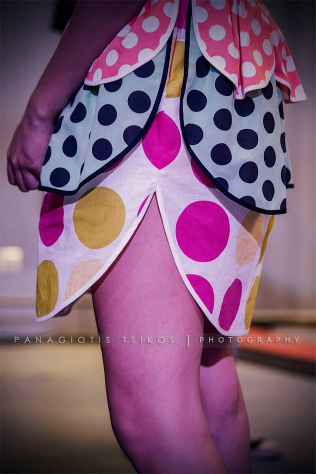 THEIAlab Students Fashion Show@AXDW! Close up, details..