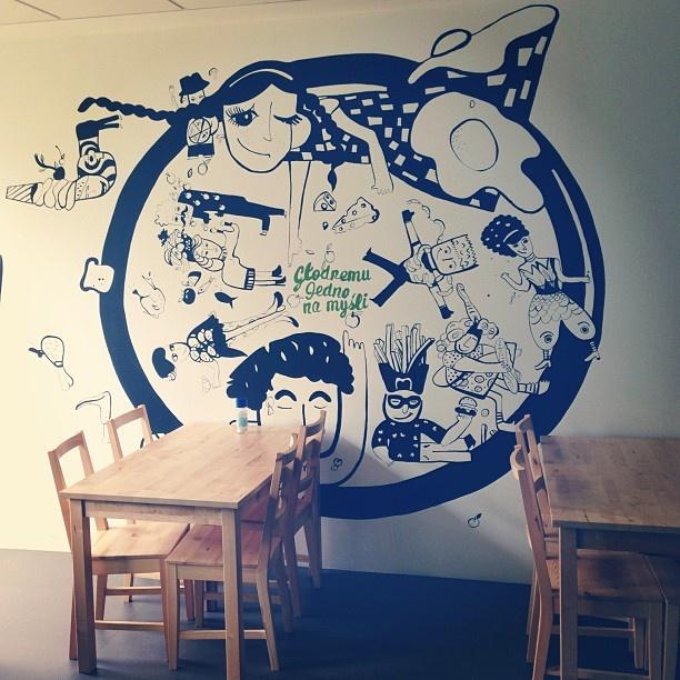 Found on Starpin #coffee #leoburnet #art