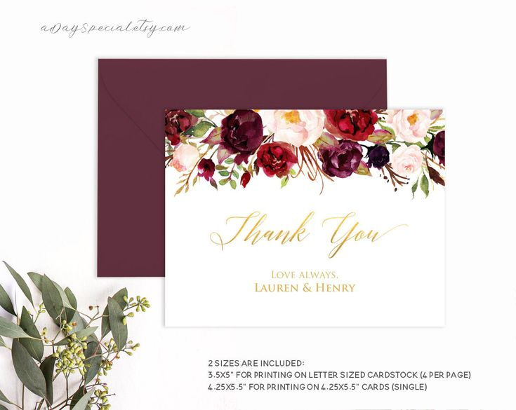Best 25+ Thank You Card Template Ideas On Pinterest Thank You   Free Thank  You  Free Thank You Card Template For Word